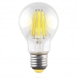 Лампа светодиодная филаментная E27 15W 2800К прозрачная VG10-A1E27warm15W-F 7104
