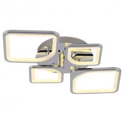 Потолочная светодиодная люстра Seven Fires Одри SF7007/4C-CR