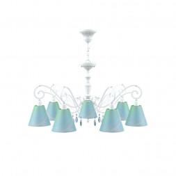 Подвесная люстра Lamp4you Classic E3-07-WM-LMP-O-18-CRL-E3-07-GB-DN