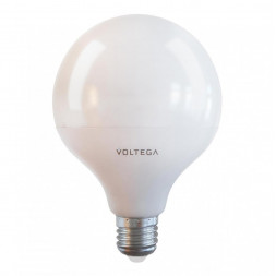 Лампа светодиодная E27 15W 4000К матовая VG2-G95E27cold15W 7087