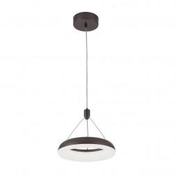 Подвесной светодиодный светильник Citilux Паркер Кофе CL225115r