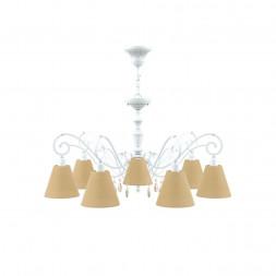 Подвесная люстра Lamp4you Classic E3-07-WM-LMP-O-23-CRL-E3-07-CH-DN