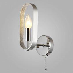 Настенный светильник Eurosvet 60077/1 хром