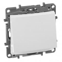 Выключатель карточный Legrand Etika с выдержкой времени и подсветкой белый 672293