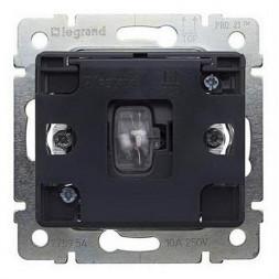 Выключатель карточный Legrand Galea Life 10A 230V с подсветкой 775954