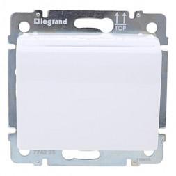 Выключатель карточный Legrand Valena с выдержкой времени белый 774235