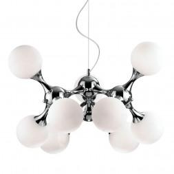 Подвесная люстра Ideal Lux Nodi Sp9 Bianco