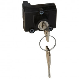 Выключатель с ключом Legrand Celiane для аварийных светильников 067531