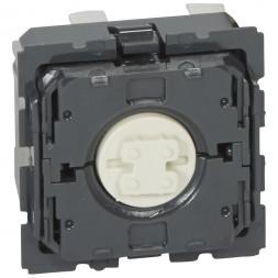 Выключатель управления жалюзи кнопочный Legrand Celiane 067602