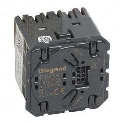 Выключатель-радиоприемник Legrand Celiane без нейтрали 300W 067221
