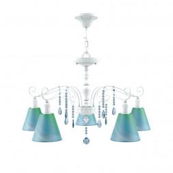 Подвесная люстра Lamp4you Provence E4-05-WM-LMP-O-18-CRL-E4-05-GB-DN