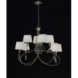 Подвесная люстра Mantra Mara Antique Brass 1634