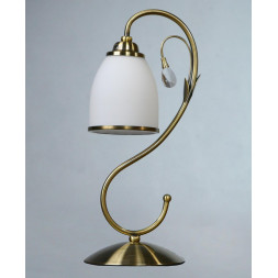Настольная лампа Brizzi Tarragona MA 02640Т/001 Bronze