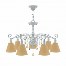 Подвесная люстра Lamp4you Provence E4-07-G-LMP-O-23-CRL-E4-07-CH-DN