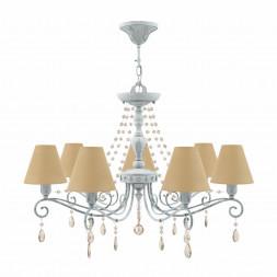 Подвесная люстра Lamp4you Provence E4-07-G-LMP-O-23-CRL-E4-07-CH-UP