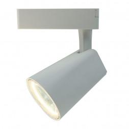 Трековый светодиодный светильник Arte Lamp Amico A1830PL-1WH