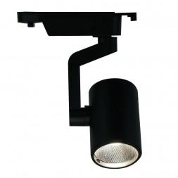 Трековый светодиодный светильник Arte Lamp Traccia A2310PL-1BK