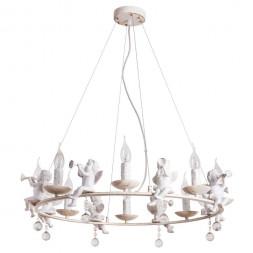 Подвесная люстра Arte Lamp Amur A1133SP-8WG
