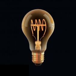 Лампа светодиодная диммируемая E27 4W 2800К прозрачная VG10-A60GE27warm4W-FB 7078