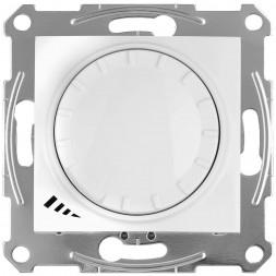 Диммер поворотно-нажимной универсальный Schneider Electric Sedna 4-400W SDN2201221