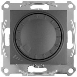 Диммер поворотно-нажимной универсальный Schneider Electric Sedna 4-400W SDN2201270