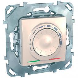 Термостат тёплого пола Schneider Electric Unica MGU5.503.25ZD