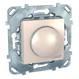 Диммер поворотно-нажимной Schneider Electric Unica MGU5.513.25