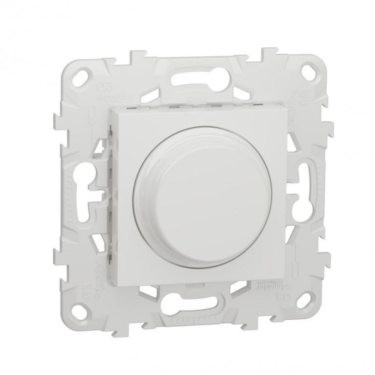 Диммер поворотно-нажимной Schneider Electric Unica New NU551418