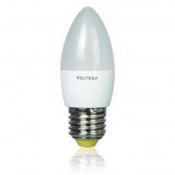 Лампа светодиодная E27 5.4W 2800К матовая VG3-C2E27warm6W 4716