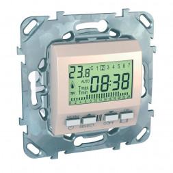 Термостат Schneider Electric Unica MGU5.505.25ZD