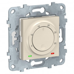 Термостат Schneider Electric Unica New NU550144
