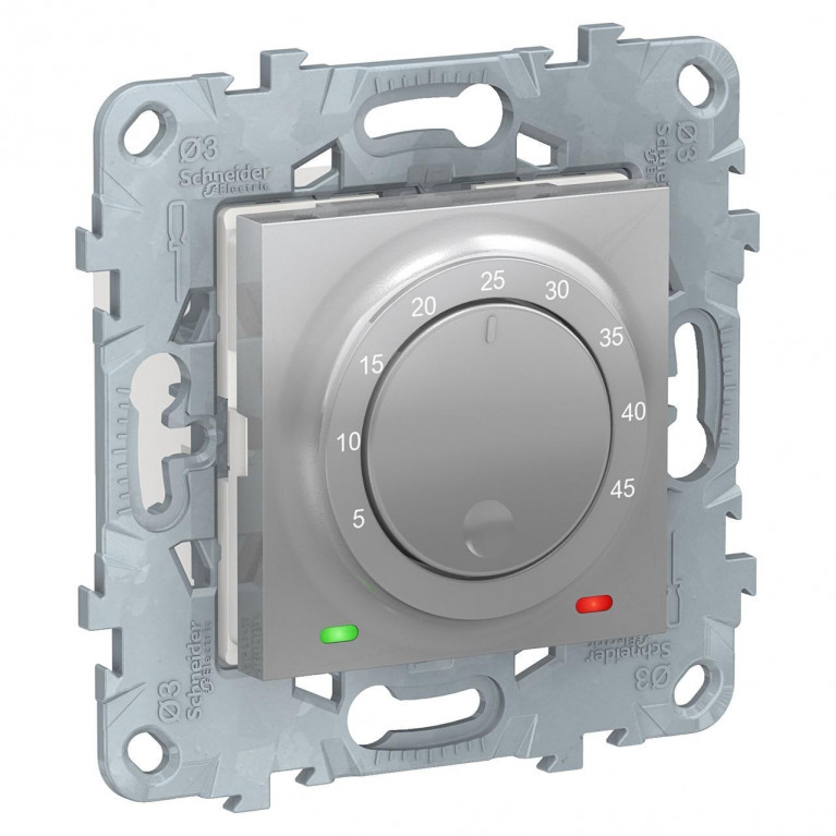 Термостат Schneider Electric Unica New NU550330