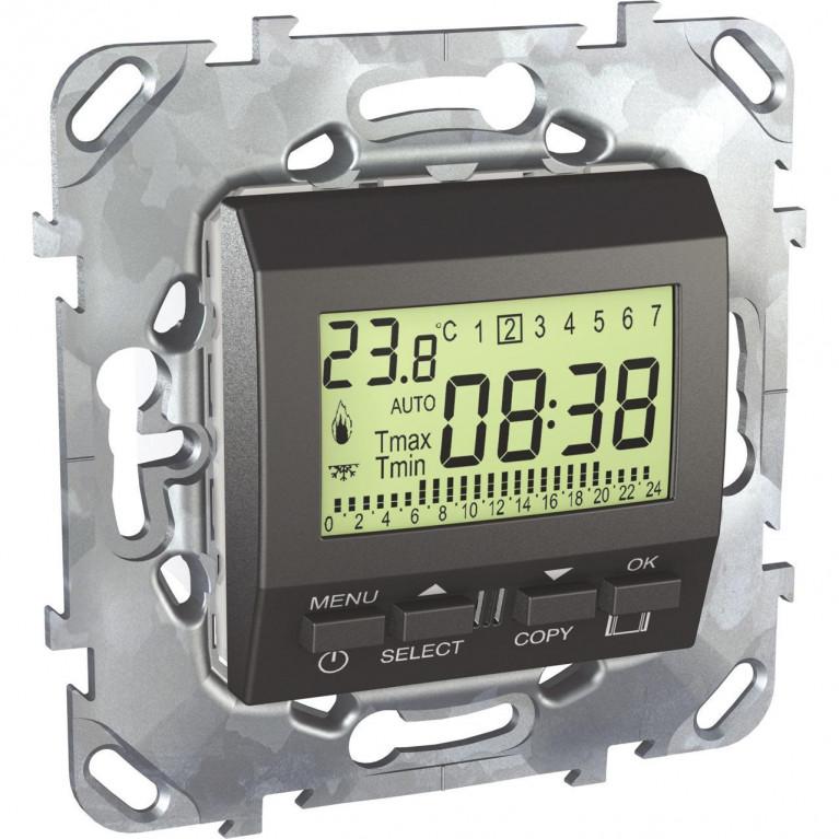 Термостат Schneider Electric Unica Top MGU5.505.12ZD