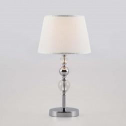 Настольная лампа Eurosvet Sortino 01071/1 хром