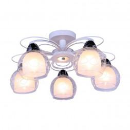 Потолочная люстра Arte Lamp A7585PL-5WH