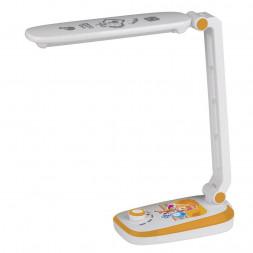 Настольная лампа ЭРА Фиксики NLED-425-4W-OR