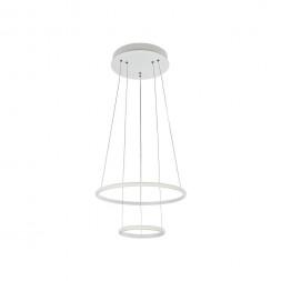 Подвесной светодиодный светильник Maytoni Nola MOD807-PL-02-36-W