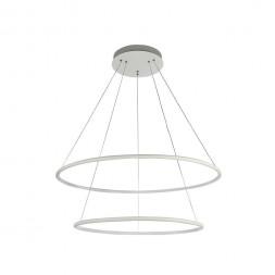 Подвесной светодиодный светильник Maytoni Nola MOD807-PL-02-85-W