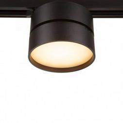 Трековый светодиодный светильник Maytoni Track TR007-1-18W3K-B