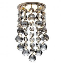 Встраиваемый светильник Ambrella light Crystal K205C KF/G