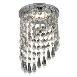 Встраиваемый светильник Ambrella light Crystal K2247 CH/CL