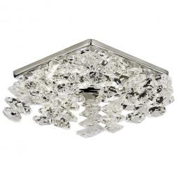 Встраиваемый светильник Ambrella light Crystal K309 CL/CH