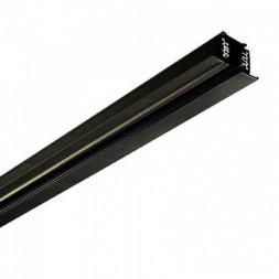 Шинопровод трехфазный Ideal Lux Link Trim Profile 2000 Mm Black
