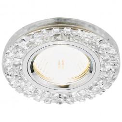 Встраиваемый светильник Ambrella light Crystal K8060 CH S