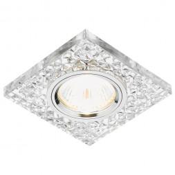 Встраиваемый светильник Ambrella light Crystal K8170 CH S