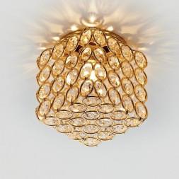 Встраиваемый светильник Ambrella light Desing D1001 G