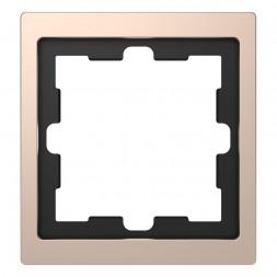 Рамка 1-постовая Schneider Electric Merten D-Life MTN4010-6551