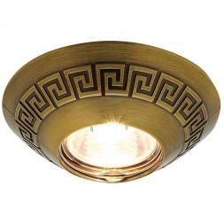 Встраиваемый светильник Ambrella light Desing D1158 SB