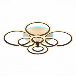 Потолочная светодиодная люстра Evoled Cerina SLE500542-08RGB