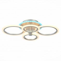 Потолочная светодиодная люстра Evoled Cerina SLE500592-04RGB